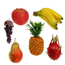Fruits artificiels