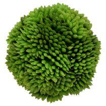 Boule d'allium 5 cm vert foncé 4 p.