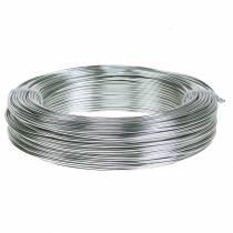 Fil d'aluminium 2mm 1kg argent