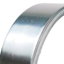 Fil aluminium fil plat argent 30mm 3m