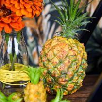 Ananas mini artificiel 20cm