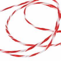 Cordon rouge / blanc 220m