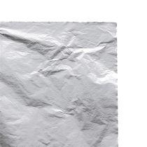 Feuille de métal feuilles argent 100 ex