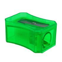 Taille-crayon vert 6 cm