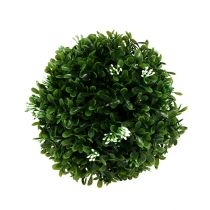 Boule de buis verte Ø 18 cm 1 p.