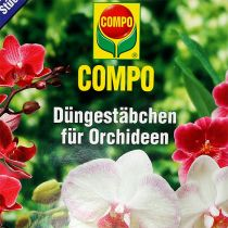 Bâtonnets d'engrais COMPO pour orchidées 20pcs