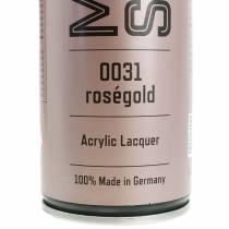 Color-Spray or rose métallisé 400ml