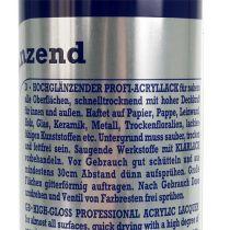 Color-Spray Métallisé Argent Brillant 400ml