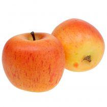 Pommes décoratives Cox Orange 7cm 6pcs