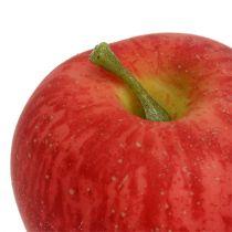 Décoratif rouge pomme Realtouch 6cm