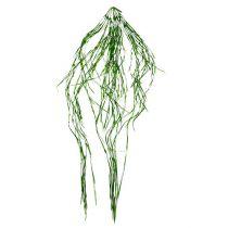 Retombée décorative verte 112 cm