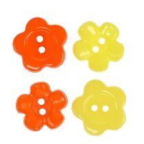 Boutons décoratifs n couleur Ø 1,5 cm 200 p.