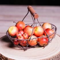 Pommes décoratives 4,5cm 12pièce