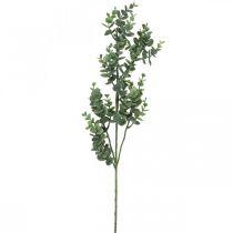 Branche décorative eucalyptus branche d'eucalyptus artificielle 75cm