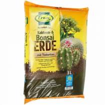 Terreau pour cactus et terreau pour bonsaï FRUX 5L
