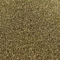 Couleur sable 0,5 mm or jaune 2 kg