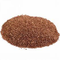 Couleur sable cuivre décoratif brun sable Ø0,5mm 2kg