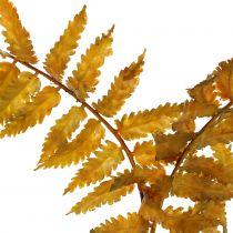 Fougère artificielle couleurs d'automne 33 cm 10 p.