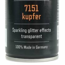 Spray paillettes cuivre 400ml