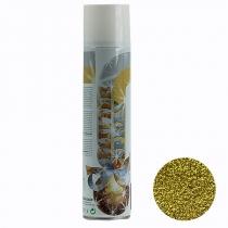 Spray paillettes or 400ml