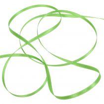 Ruban cadeau vert clair 3mm 50m