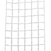 Ruban grillagé blanc 4,5 cm x 10 m
