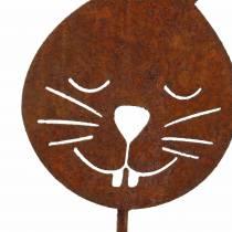 Bouchon métal Hasenkopf rouille H52,5cm