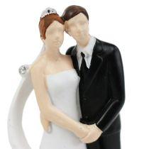 Mini couple de mariés 10 cm