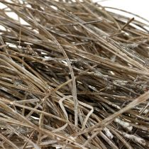 Aiguilles de pin lavées blanc 300g