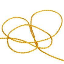 Cordon jaune 2mm 50m