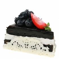 Gâteau au chocolat artificiel 10cm