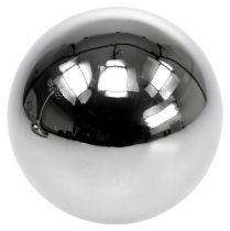 Boules décoratives inox Ø11cm 2pcs