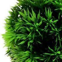 Mini boule d'herbe verte Ø12cm 1p