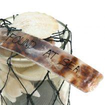 Mélange de moules en verre H11,5cm