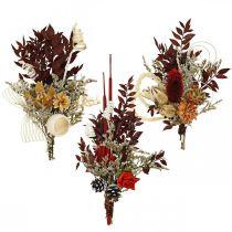 Coussins funéraires édition naturelle fleuriste funéraire 3 plis assortis 24pcs