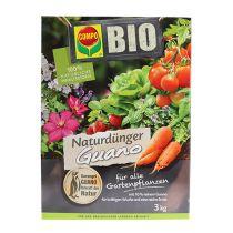 Compo engrais organique avec guano 3kg