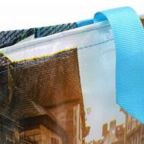 Sac cabas avec poignées Bretagne plastique 45 × 14 × 30cm shopper