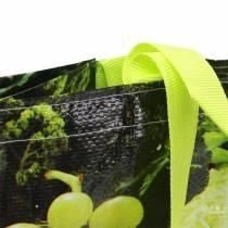 Sac shopping avec poignées Vitale plastique 38 × 20 × 39cm