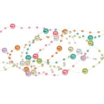 1 m = 0,67 € perles ficelle cœur 15 M x 12 mm perlenband collier de perles perles Guirlande