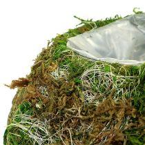 Coupelle à plantes en mousse Ø 18 cm 2 p.