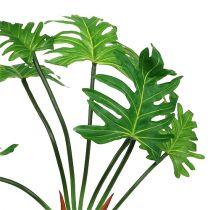 Philodendron artificiel en vert 58cm