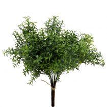 Branche de romarin artificiel vert 35cm 3pcs
