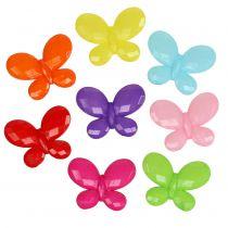 Lot de papillons à parsemer 200 g, 3 x 2,3 cm