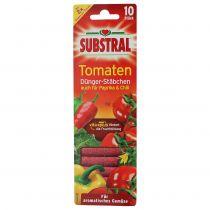 Bâtonnets d'engrais Substral pour tomates 10pcs