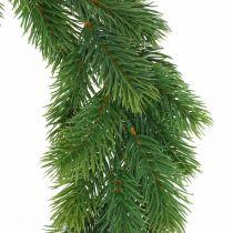 Couronne décorative couronne de sapin vert artificiel Ø45cm