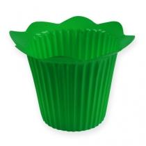 Pot en plastique fleur Ø 6,5 cm 25 p.
