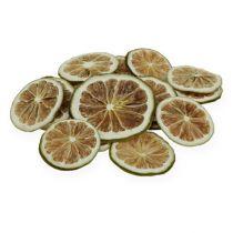 Tranches de citron vert 500g de tranches de citron vert