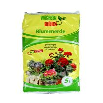 Sol de culture et de floraison (5 litres)