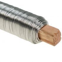 Fil de bobinage fil artisanal en acier inoxydable 0.65mm 100g