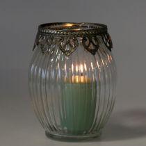Lanterne Vintage Ø11cm H14cm